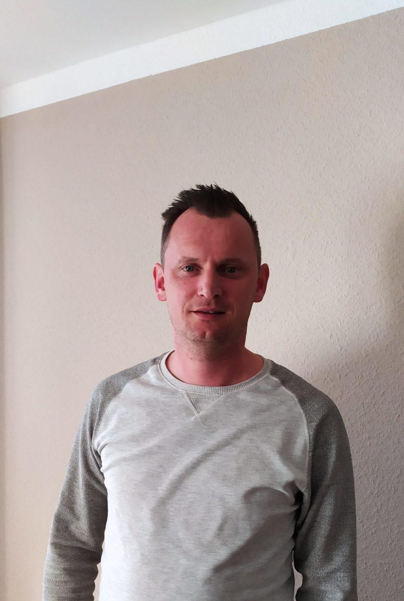 Christian Grewe ist neuer Abteilungsleiter Fussball