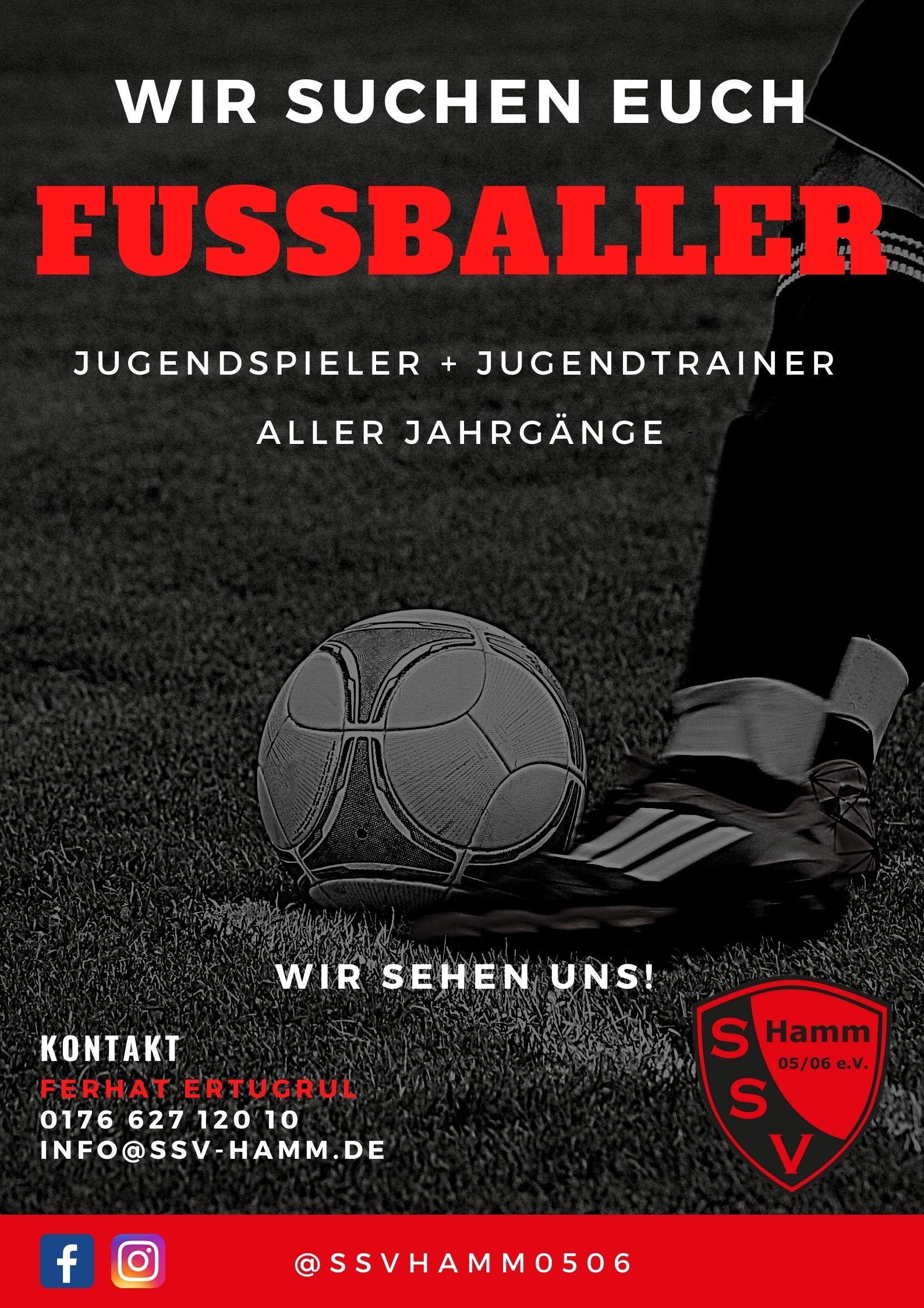 Read more about the article Jugendspieler + Jugendtrainer aller Jahrgänge gesucht