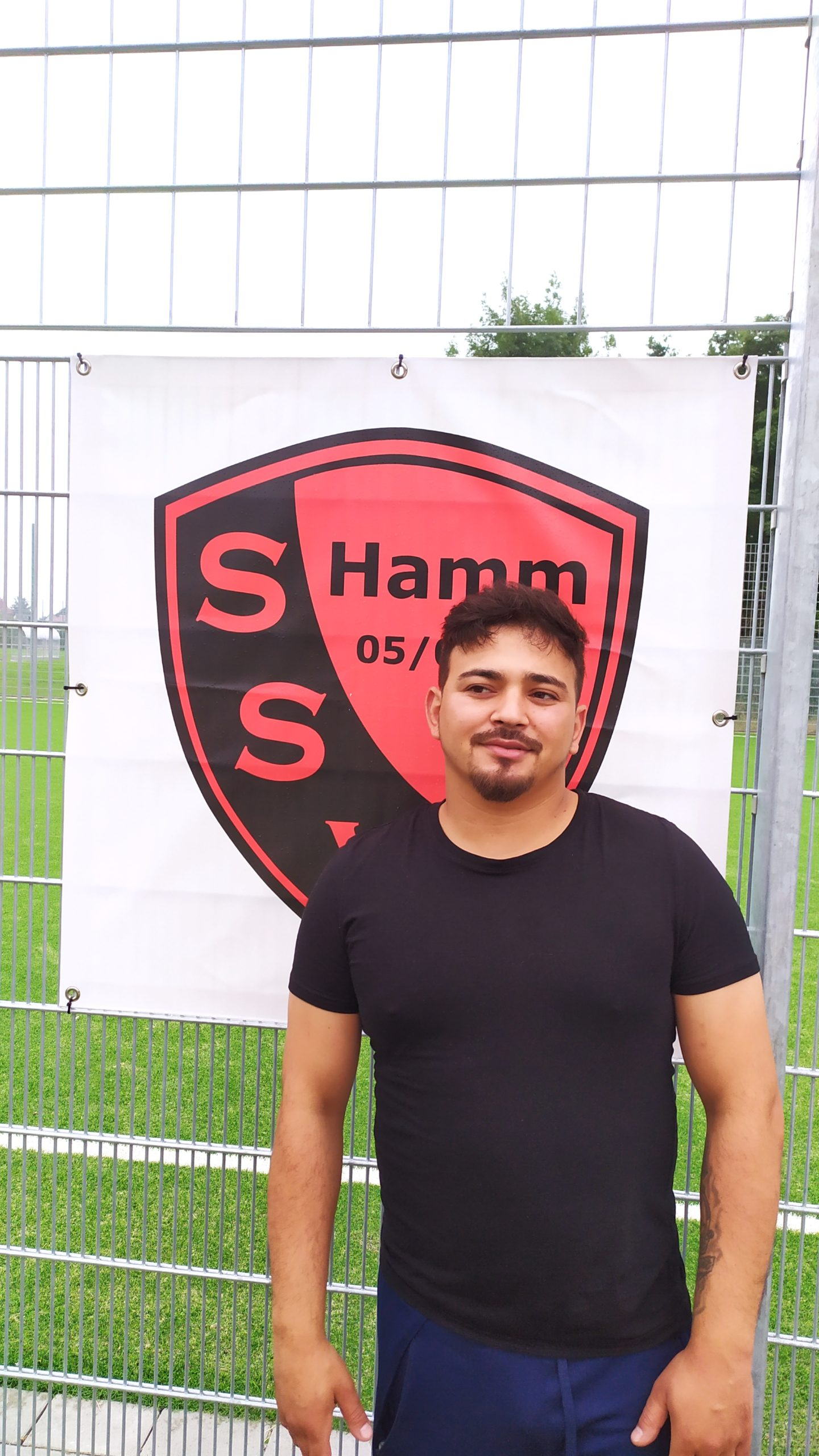 Read more about the article Ferhat Ertuğrul als neuer Abteilungsleiter Jugend-Fußball im SSV Hamm