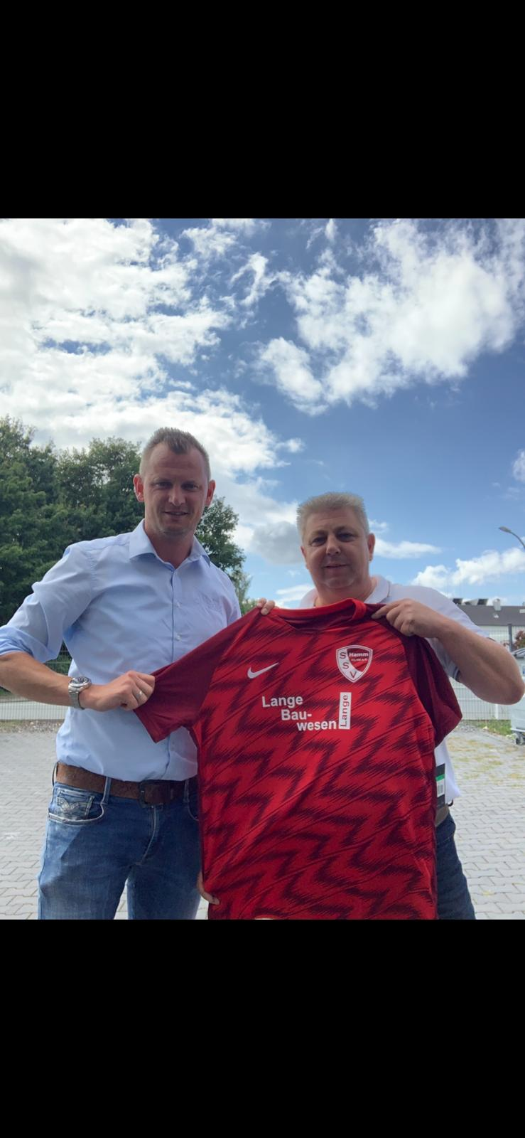 "Read more about the article ""Lange Bauwesen"" ist neuer Partner des SSV Hamm"