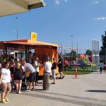 Sommer im Süden – Der SSV Hamm veranstaltete ein großes Sommerfest